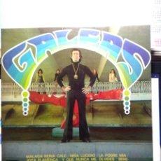 Discos de vinilo: LP GALEAS Y SUS RUMBEROS . Lote 148099770