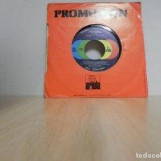 Discos de vinilo: MINA ESTRELLA DEL ROCK/TAMBIEN TU 7'' SINGLE ARIOLA PROMOCION. Lote 148102718