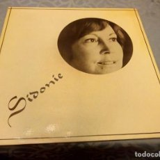 Discos de vinilo: SIDONIE AVEC DES LA LA LA, 1979. Lote 148123962