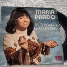 Discos de vinilo: SINGLE (VINILO) DE MARIA PRADO AÑOS 70. Lote 148124466
