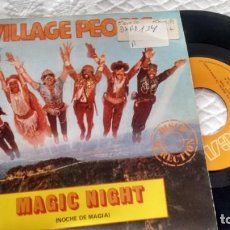 Discos de vinilo: SINGLE (VINILO) DE VILLAGE PEOPLE AÑOS 80. Lote 148125410