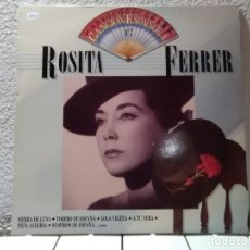 Discos de vinilo: ROSITA FERRER . Lote 148136066