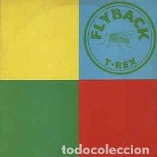 Discos de vinilo: T. REX - FLYBACK 2 - THE BEST OF T. REX (LP, COMP, MONO) . Lote 148141554