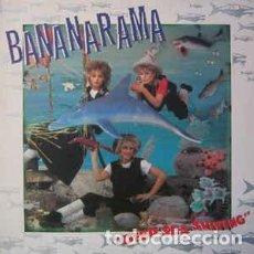 Discos de vinilo: BANANARAMA - DEEP SEA SKIVING . Lote 148143270