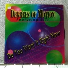 Discos de vinilo: DO YOU WANT IT RIGHT NOW. Lote 148143546