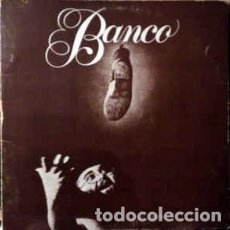 Discos de vinilo: BANCO DEL MUTUO SOCCORSO - BANCO. Lote 148143630