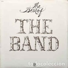 Discos de vinilo: THE BAND - THE BEST OF THE BAND. Lote 148143954