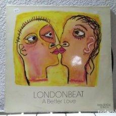Discos de vinilo: LONDONBEAT . Lote 148144118