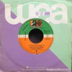 Discos de vinilo: TED NUGENT - ATADO POR AMOR (TIED UP IN LOVE) SPAIN / LEAN MEAN R & R MACHINE. Lote 148145022