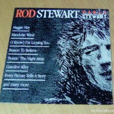 Discos de vinilo: ROD STEWART - EARLY ROD STEWART (LP 1988, STAR RECORDS 84024-1). Lote 148150182