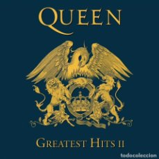 Discos de vinilo: 2XLP, GAT. QUEEN. GREATEST HITS II. (M/M) (DISCO NUEVO). Lote 148151406