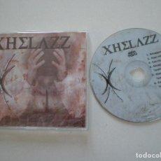 Discos de vinilo: XHELAZZ - SIEMPRE FLUYO +2 - CD SINGLE RAP SOLO 2005 // HARDCORE HIP HOP RAP. Lote 148154430