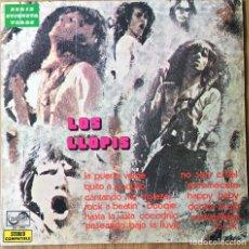 Discos de vinilo: LOS LLOPIS LP ZAFIRO ETIQUETA VERDE AÑO 1974. Lote 148156938