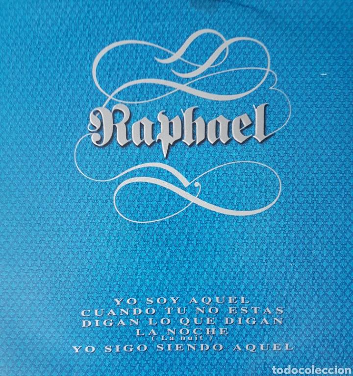 RAPHAEL EP SELLO HISPAVOX AÑO 1991 PROMOCIONAL (Música - Discos - Singles Vinilo - Solistas Españoles de los 70 a la actualidad)