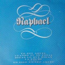 Discos de vinilo: RAPHAEL EP SELLO HISPAVOX AÑO 1991 PROMOCIONAL. Lote 148158969
