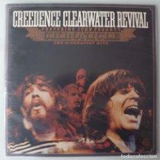 Discos de vinilo: CREEDENCE CLEARWATER REVIVAL - CHRONICLE (DOBLE LP NUEVOS MEDIOS 1989 ESPAÑA) COMO NUEVO. Lote 148159282