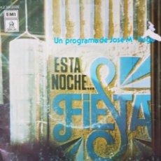 Discos de vinilo: ATOMIUM SINGLE SELLO EMI-ODEON AÑO 1977 ALEJANDRO JAEN.. Lote 148159769