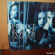 Discos de vinilo: PRINCE & THE NEW POWER GENERARION - DIAMONDS AND PEARLS - DOBLE LP 1991 MADE EN ALEMANI. Lote 148164670