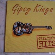 Discos de vinilo: LP GIPSY KINGS. GREATEST HITS. CBS/ SONY 1994. CONTIENE ÚNICAMENTE LP 1.. Lote 148165406