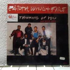 Discos de vinilo: THINKING OF YOU . Lote 148165514