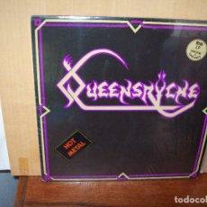 Discos de vinilo: QUEENSRYCHE - HOT METAL - MINI LP CONTIENE 4 CANCIONES. Lote 148166058