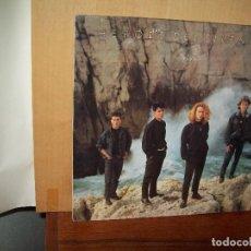 Discos de vinilo: HEROES DEL SILENCIO - EL MAR NO CESA - LP 1988 CON LETRAS DE LAS CANCIONES. Lote 148169058