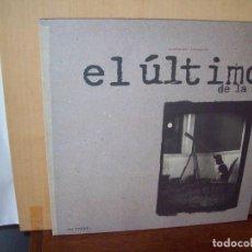 Discos de vinilo: EL ULTIMO DE LA FILA - ASTRONOMIA RAZONABLE - LP 1993 CON LETRAS DE LAS CANCIONES. Lote 148170854