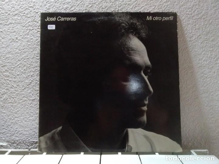 JOSÉ CARRERAS (Música - Discos de Vinilo - Maxi Singles - Clásica, Ópera, Zarzuela y Marchas)