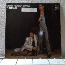 Discos de vinilo: ORÁN JUICE JONES . Lote 148173642