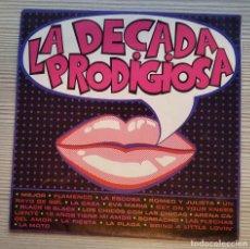 Disques de vinyle: VINILO 45 RPM LA DÉCADA PRODIGIOSA 445 250 HISPAVOX S.A. AÑO 1985. Lote 148174154