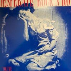 Discos de vinilo: VARIOUS - DESPERATE ROCK'N ' ROLL VOL 11. Lote 148184506