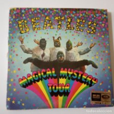 Discos de vinilo: THE BEATLES- MAGICAL MYSTERY TOUR - SPAIN 2 EP 1967.. Lote 148185818