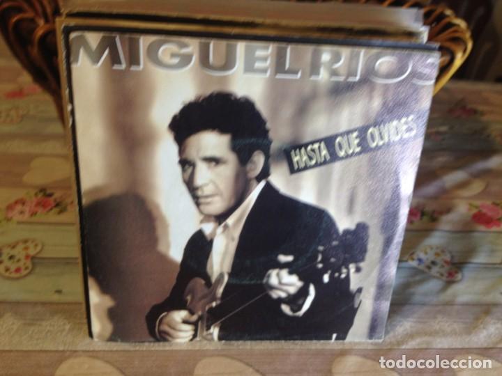 MIGUEL RIOS - HASTA QUE OLVIDES / OCASIÓN SINGLE VINILO (Música - Discos - Singles Vinilo - Solistas Españoles de los 70 a la actualidad)