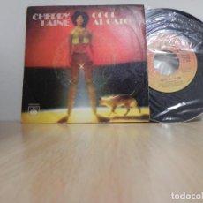 Discos de vinilo: CHERRY LAINE - COGE AL GATO / VEN A CANTAR . Lote 148191234