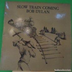 Discos de vinilo: LP BOB DYLAN - SLOW TRAIN COMING. Lote 148192182