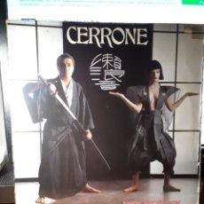 Discos de vinilo: CERRONE-WHERE ARE YOU NOW. Lote 148193214