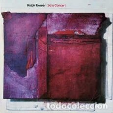 Discos de vinilo: RALPH TOWNER - SOLO CONCERT (LP, ALBUM) LABEL:ECM RECORDS, ECM RECORDS CAT#: ECM 1173, 2301 173 . Lote 148194554