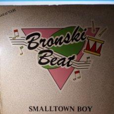 Discos de vinilo: BRONSKI BEAT-SMALLTOWN BOY. Lote 148203352
