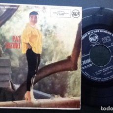 Discos de vinilo: PAT SUZUKI; FROM THIS MOMENT ON + FINE & DANDY + MOULIN ROUGE SONG , HI LILII HI LO. Lote 148205034