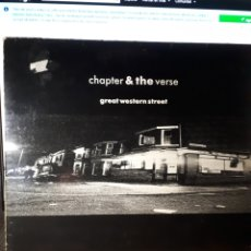 Discos de vinilo: CHPTER &THE VERSE*-GRETA WESTERN STREET. Lote 148206093