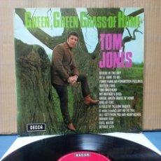 Discos de vinilo: TOM JONES - GREEN GREEN GRASS OF HOME 1967 GER. Lote 148206174