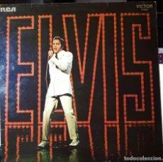 Discos de vinilo: ELVIS PRESLEY GRABADO EN DIRECTO PROGRAMA ESPECIAL TV NBC - LP - ESPAÑA. Lote 148162814