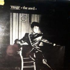 Discos de vinilo: VISAGE*THE ANVIL. Lote 148211121