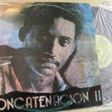 Discos de vinilo: GRUPO PROYECTO -CONCATENACION II -LP 1987 -EDIC. CUBANA -BUEN ESTADO. Lote 148213078
