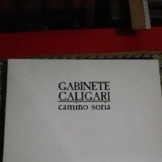 Discos de vinilo: GABINETE CALIGARI - CAMINO SORIA. Lote 148215786