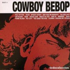 Discos de vinilo: COWBOY BEBOP O.S.T. 1 - THE SEATBELTS. Lote 196680695