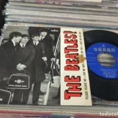 Discos de vinilo: THE BEATLES EP PLEASE PLEASE ME DSOE 16.590. Lote 148217490