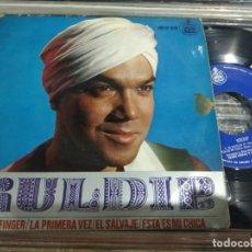 Discos de vinilo: EP KULDIP GOLDFINGER 1965. Lote 148218450