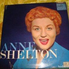 Discos de vinilo: ANNE SHELTON. ANNE. MFP, 1965. EDC. INGLESA. VINILO IMPECABLE. Lote 148219670