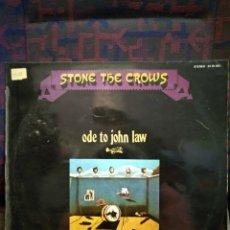 Discos de vinilo: STONE THE CROWS. Lote 148223592